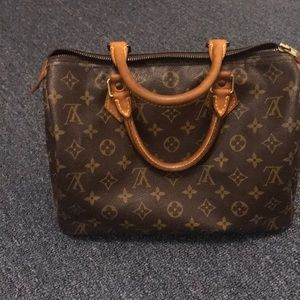 Lovely speedy 30 of LV used but still nice to have
